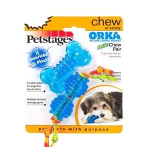 ของเล่นสุนัข Pet Stages Petite Chew Pair