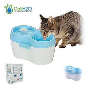 ที่ให้น้ำ น้ำพุแมว สุนัข CatH20