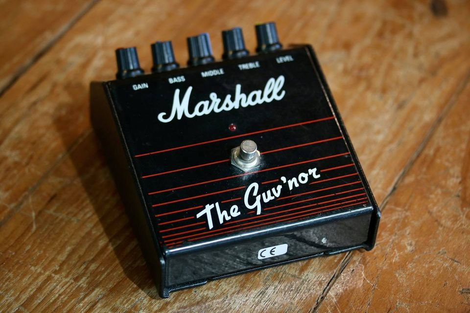 Marshall The Guv'nor MIK ( Made in Korea )