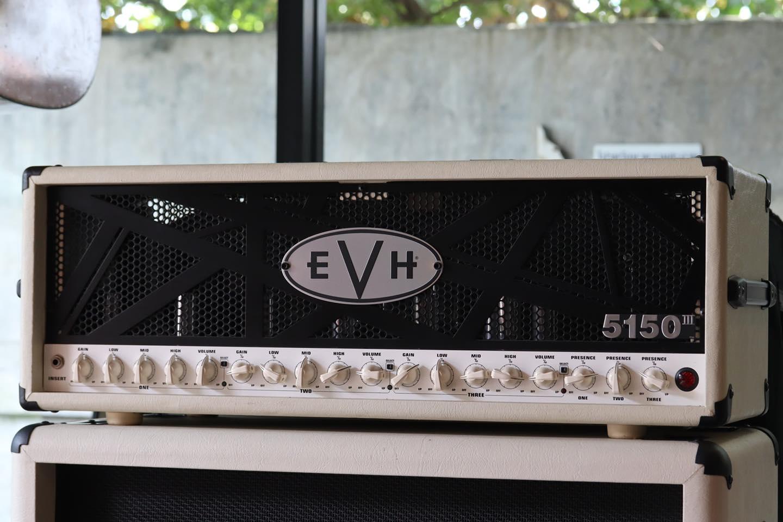 EVH5150 III 100 watt + cabinet 4x12