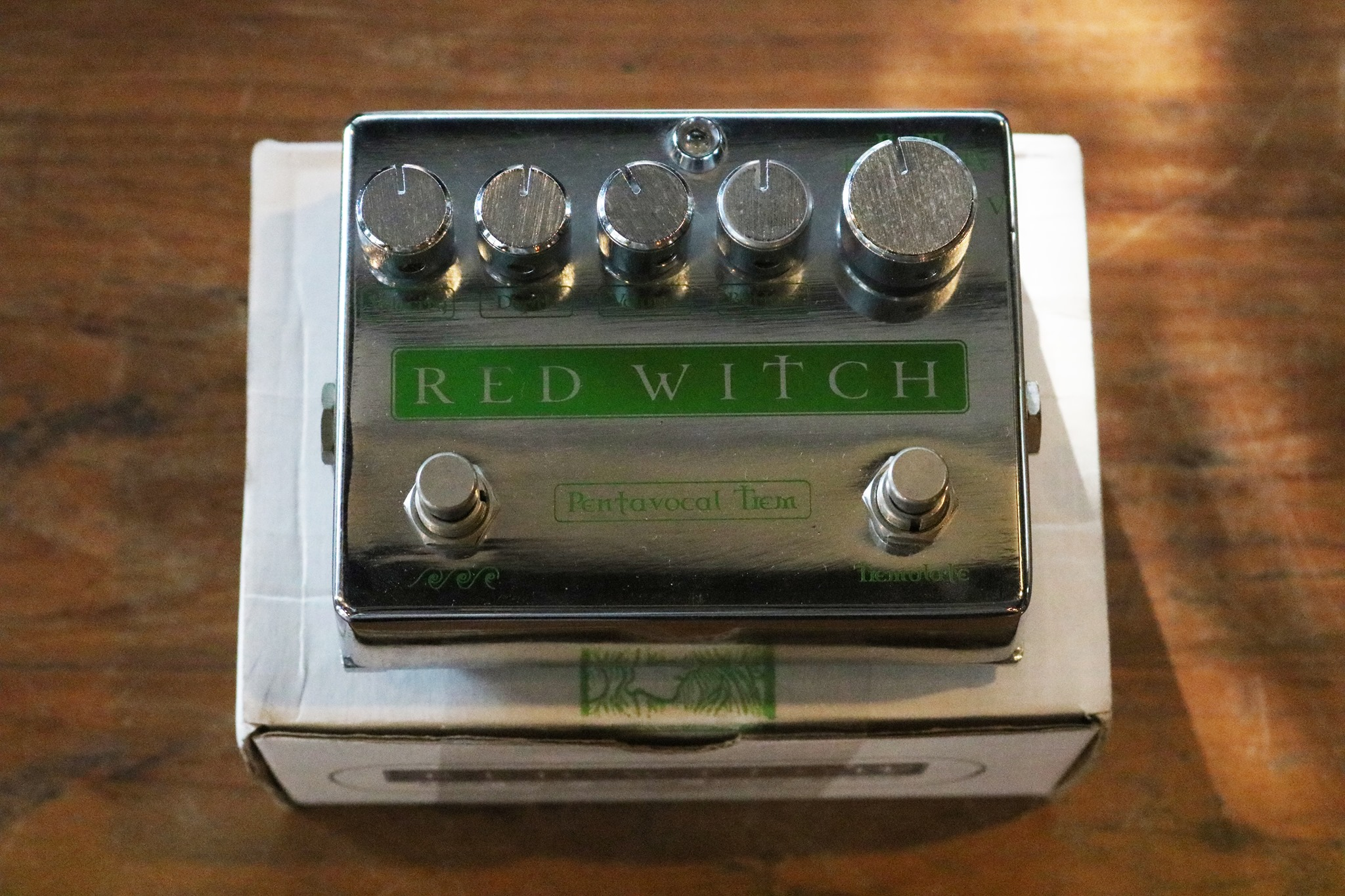 Rare Red Witch Pentavocal Ticm