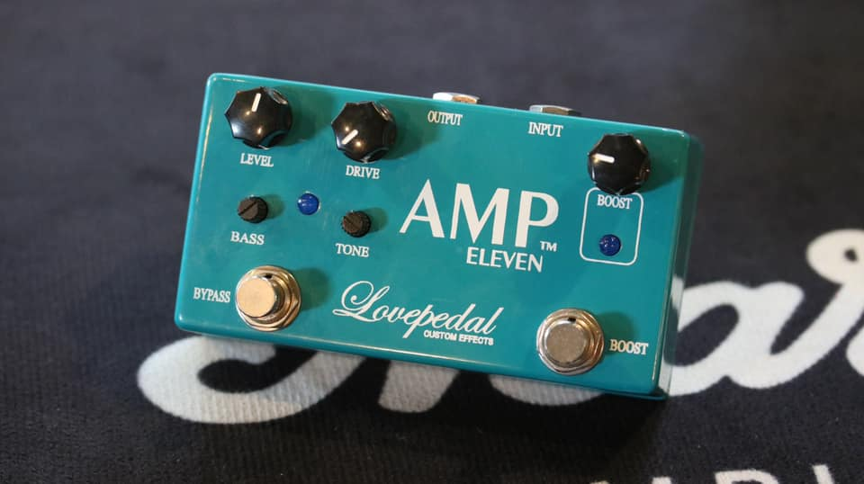 Lovepedal Eleven amp