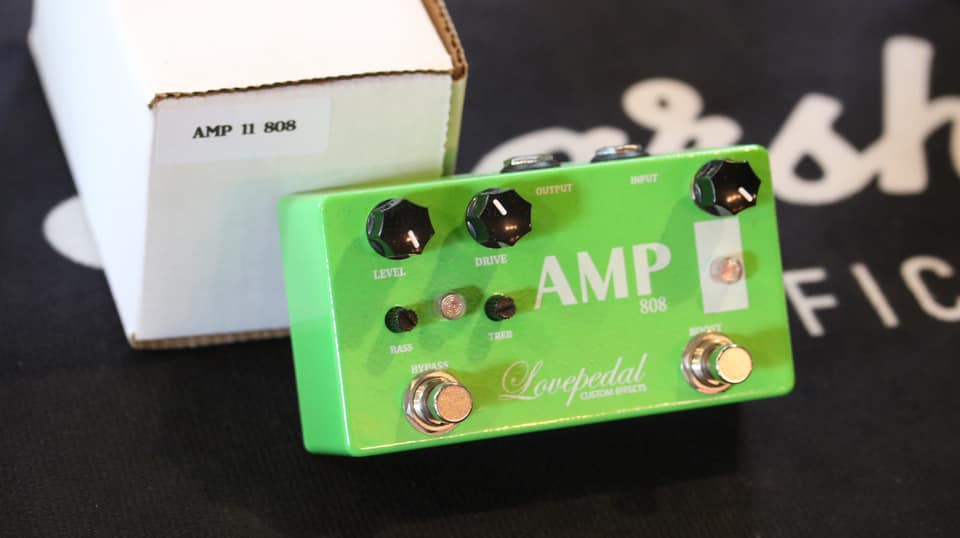 Lovepedal AMP 808