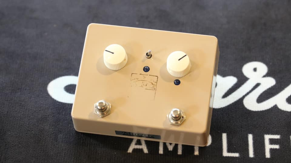 Lovepedal Les Lius Limited Gray Version