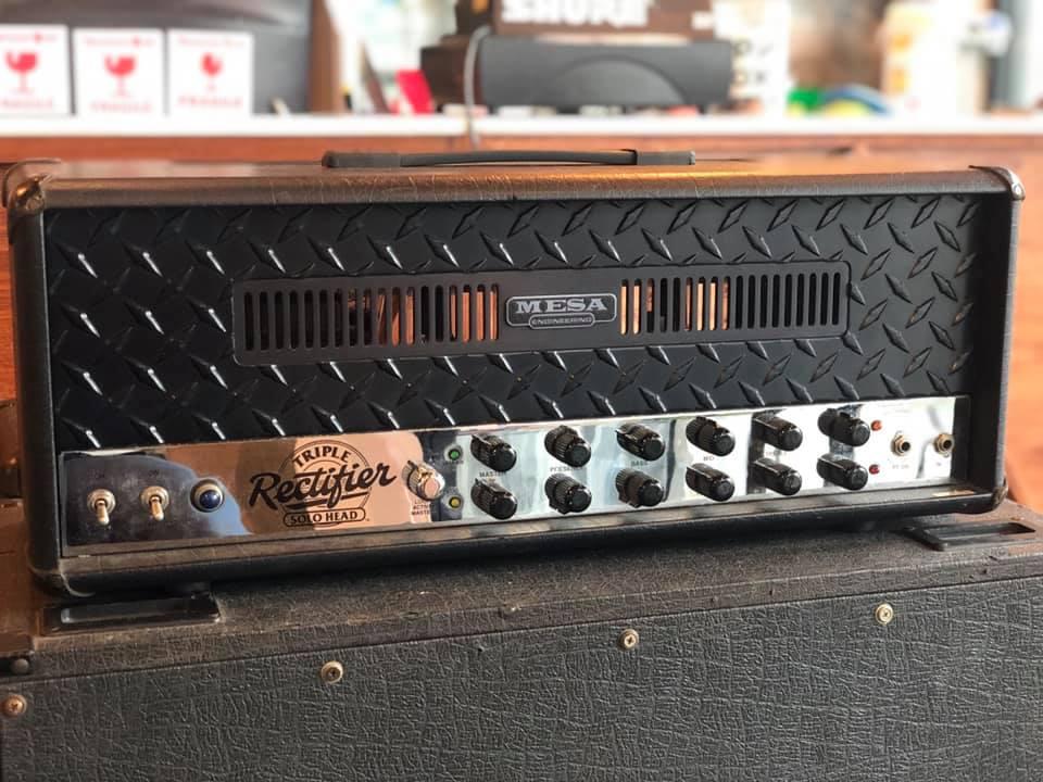 Mesaboogie Triple Rectifier 150watt Ver1 ไฟ220