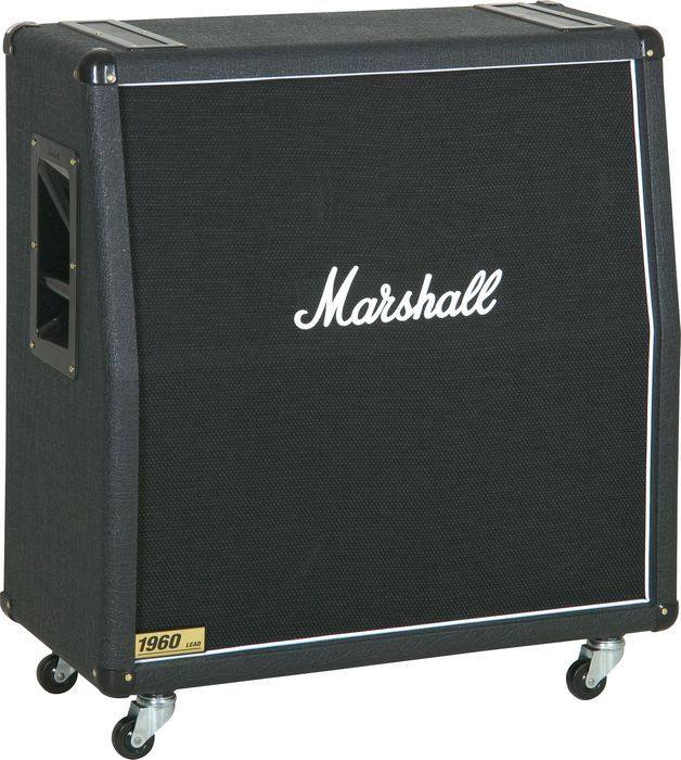 Marshall : 1960A Cabinet 4x12 [Made in England]  สินค้ามือ1
