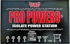 PedalTank POWER SUPPLY PRO POWER 8+