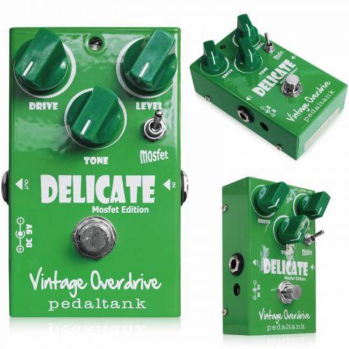 PedalTank Delicate Vintage Overdrive