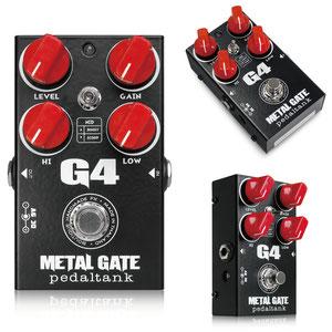 PedalTank G4 Metal Gate