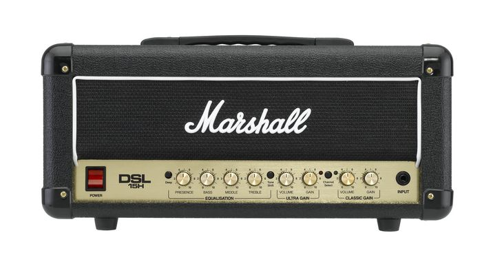 Marshall DSL15H Tube Head Amp