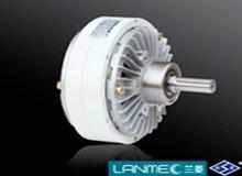 Magnetic powder brake-total profile