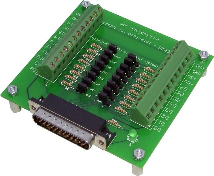 CB25 Terminal Board