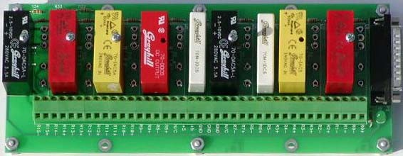 RB16 Relay Board
