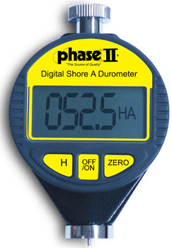 Digital Durometers Shore A & D Scale