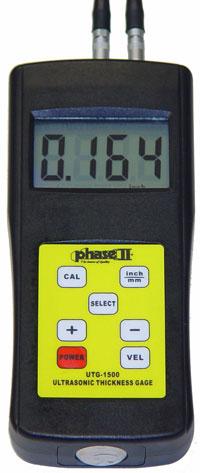 Ultrasonic Thickness Gauge(UTG-1500)