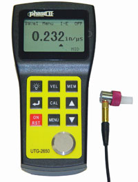 Ultra Precise Ultrasonic Thickness Gauge(UTG-2650)