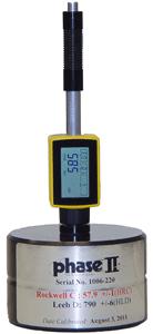 Mini-Integrated Portable Hardness Tester(PHT-3000)