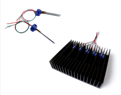 High Efficiency Piezoelectric Cooling Fan