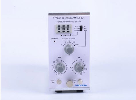 Universal Low Noise Charge Amplifier