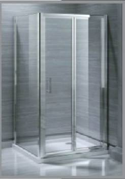 ตู้อาบน้ำเข้ามุมแบบบานพับ RICCO BKBF9090