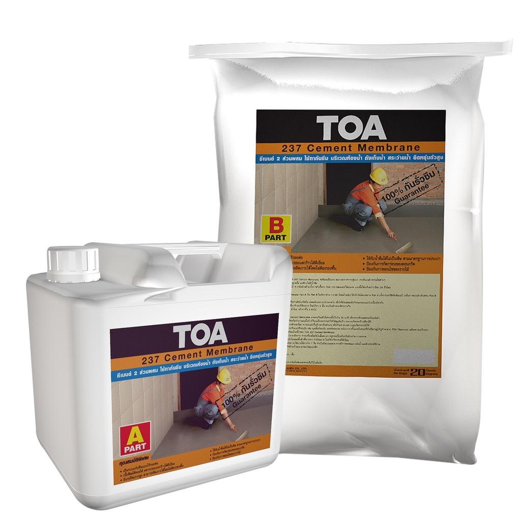 ซีเมนต์กันซึม TOA 237 Cement Membrane