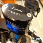 Rizoma กระปุกน้ำมัน Next Fluid Tanks Size 25