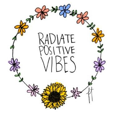 10 Ways To Surround Yourself With Positive Vibes