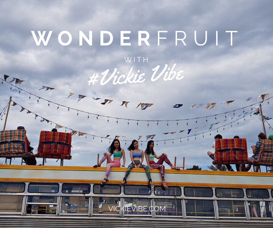 Wander in Vickie Vibe at Wonderfruit Festival