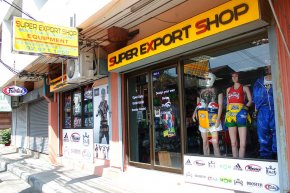 Where to shop Muay Thai Gear in Bangkok