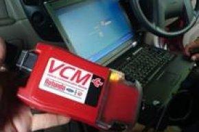 VCM + IDS Software เครื่องมือพิเศษสำหรับ Ford Escape / Mazda Tribuit ตัวใหม่ของ GMC