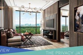 The Privacy Jatujak คอนโดใหม่ใกล้ MRT พหลโยธิน (Preview)