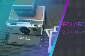 รีวิว กล้องโพลารอยด์ SX-70 โดย Snaptech Zone