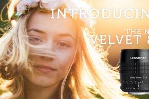 Introducing Lensbaby Velvet 85