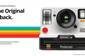 Say hello to Polaroid Originals OneStep 2