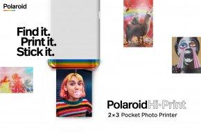Polaroid Hi•Print 2×3 Photo Printer