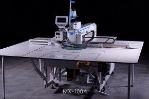 แนะนำจักรแพทเทิร์น MX 100A