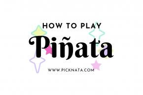 How to play piñata