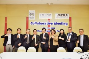 TATMA hosted The ETRMA–JATMA–TATMA Collaborative Meeting