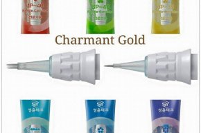 Charmant Gold Needle