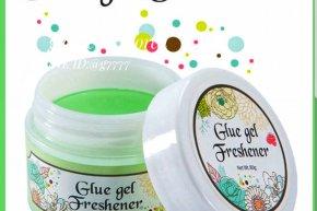 Glue gel Freshener เจลสปาดับกลิ่นกาว