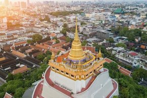 Bangkok Clean and Green กรุงเทพมหานคร รับรองมาตรฐานความสะอาดและสิ่งแวดล้อม (Clean and Standard)
