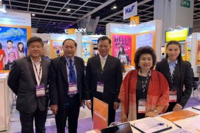 ร่วมงาน Hong Kong International Film and TV Market 2019