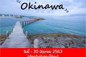 LET'S SEA OKINAWA เที่ยวโอกินาว่า 4 วัน 3 คืน เลือกวันเองได้อิสระ