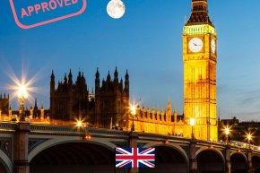 บริการรับยื่นวีซ่าประเทศอังกฤษ