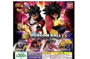 รีวิวโมเดลดราก้อนบอล Battle Figure Series Versus vol.13 Dragon ball Super BANDAI