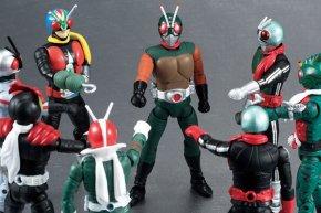 10 ไอ้มดแดงในตำนาน V1-V10 Shodo Kamen Rider ทำไมหายากจัง