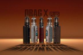 Voopoo Drag X Plus Kit 100w รีวิว