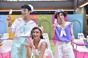 """สยามเซ็นเตอร์ ยกทัพไอศกรีม – เบเกอรี่ หวานฉ่ำแต่แซ่บรับซัมเมอร์ ในงาน """"nICE CREAM Fest"""""""