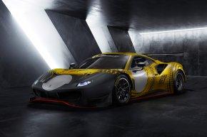 พร้อมลงสนาม!! Ferrari 488 Modificata รถแข่งรุ่นใหม่ล่าสุดแบบ Limited Edition
