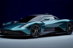 หรูแรง!! Aston Martin Valhalla ไฮบริดซุปเปอร์คาร์วางกลาง V8 ควบม้า 950 ตัว